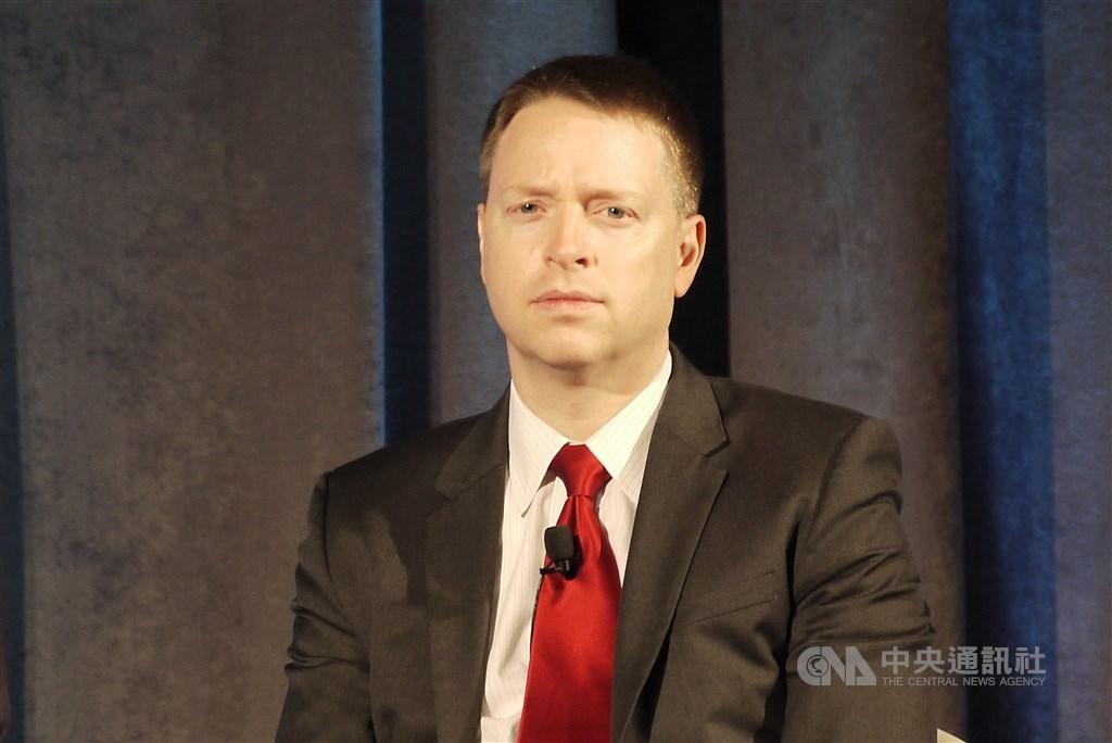 美國副國安顧問博明4日發表演說談民主,相關內容迅速在微博消失。(中央社檔案照片)