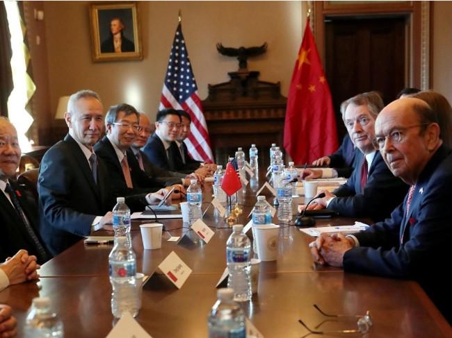 評估北京是否執行貿易協議 中美電話會議突提前