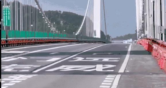 不到10天一連兩座懸索橋發生波浪振動 是巧合?