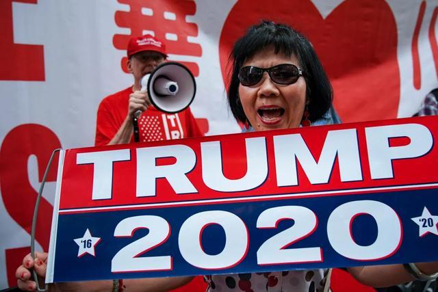关于特朗普,华裔吵了起来