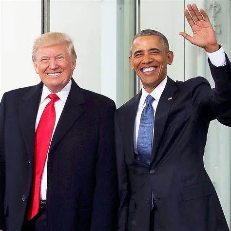活久見!奧巴馬和特朗普在網上打起來啦!