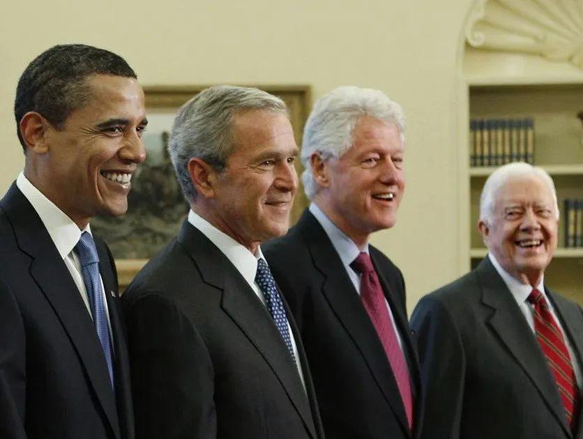 美国四任前总统齐发声:这是美国革命!