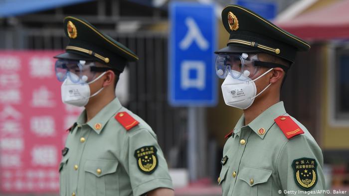 """北京进入""""非常时期""""成为第二个武汉"""