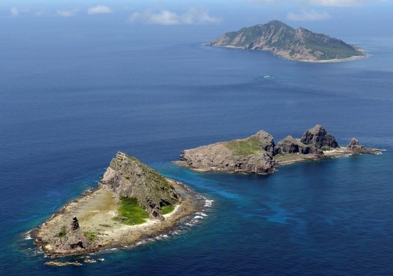 日本石垣市议会欲将钓鱼台列屿改名。 (路透)