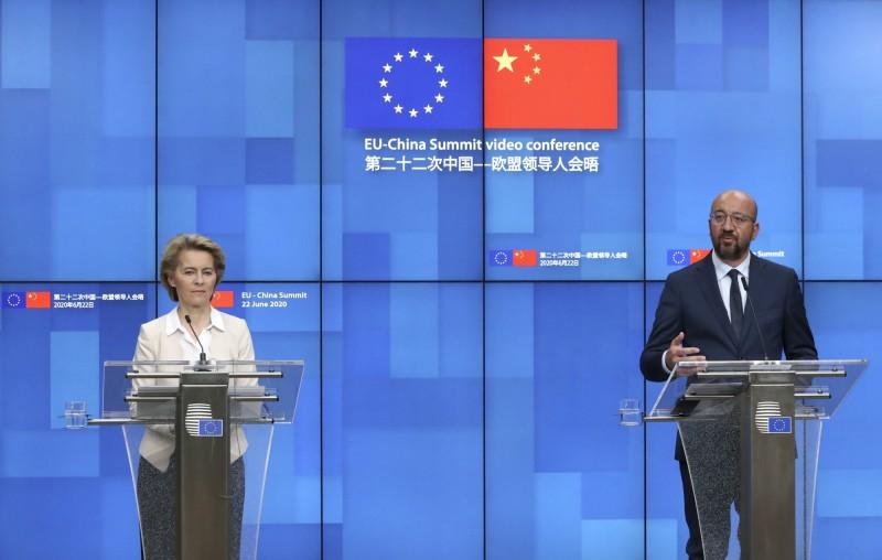 欧盟开炮:港版国安法通过将有非常负面后果
