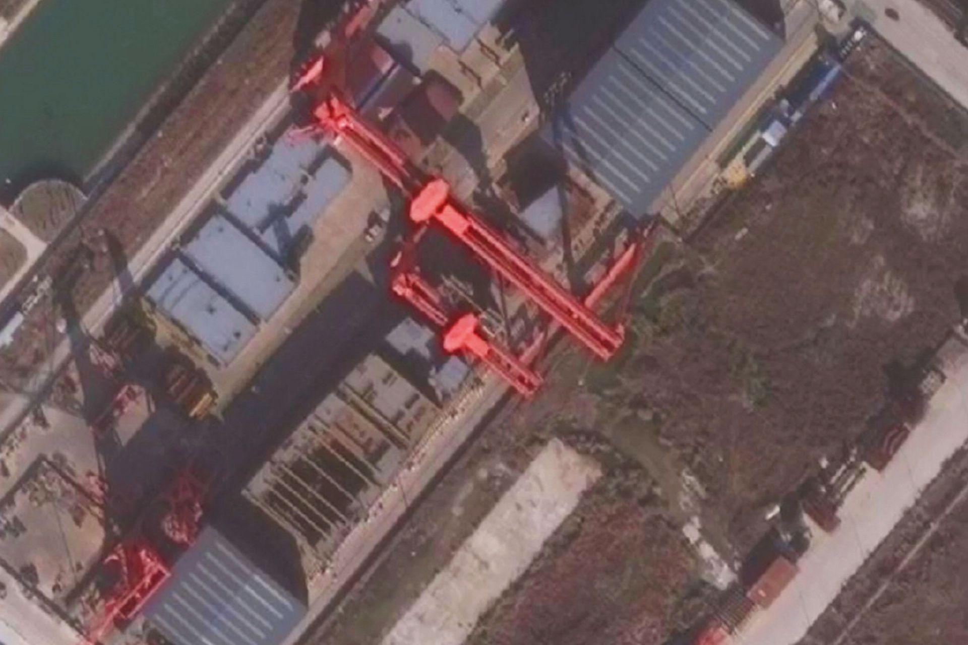 中國003號航母神秘消失引各界關注 之後怎樣了?