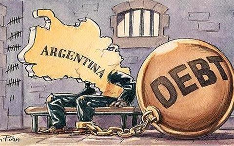 世界第七富國 欠債00億 被踢出發達國家陣營…