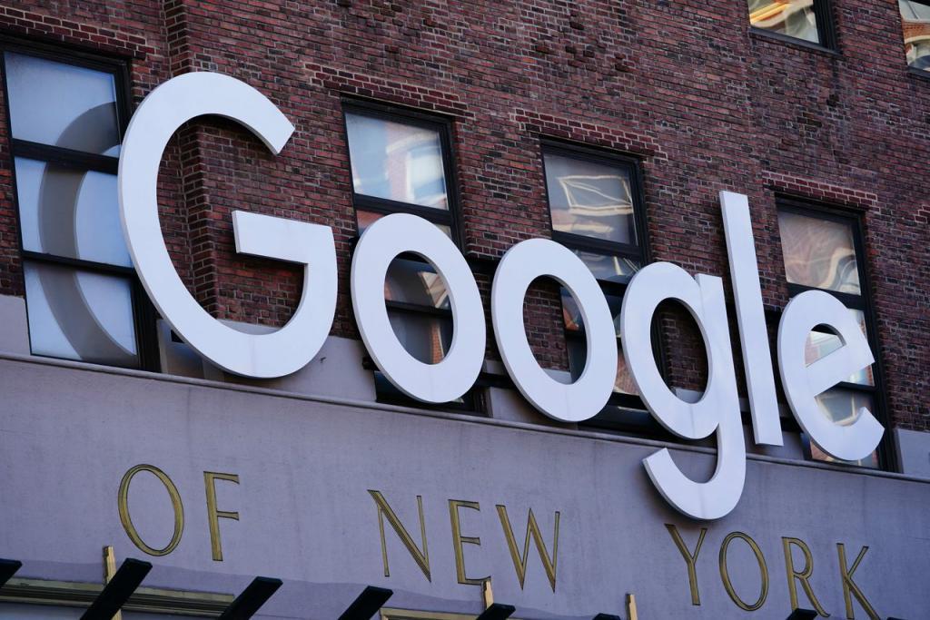 十年垄断被罚近百亿 谷歌面临围剿和被强制拆分