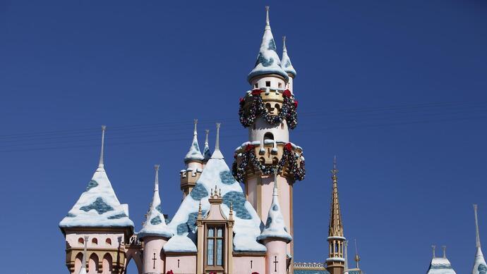 又涉嫌歧视?迪士尼乐园居然也没躲过