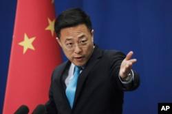 美中簽證對峙:北京宣布對美方人員實施簽證限製