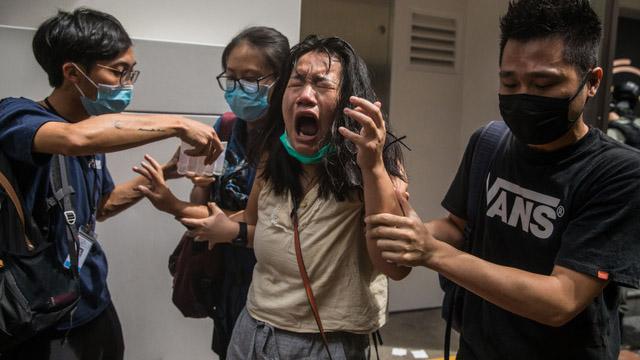 陶杰:香港人到底不是犹太人 形势转变 你也要变