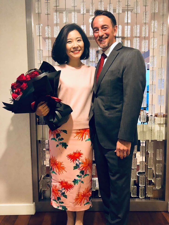 驻成都总领事太太庄祖宜被出征 :我没嫁给美国国务院
