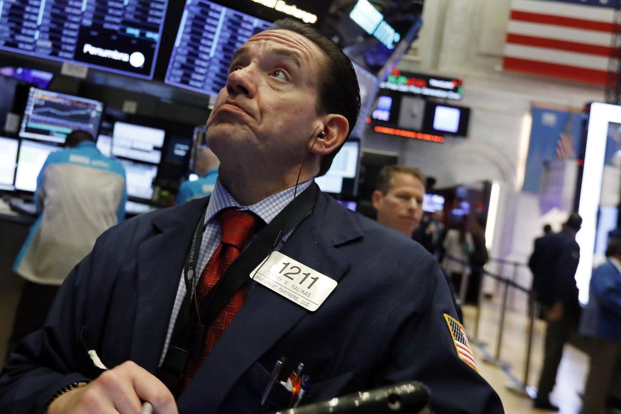 美股道琼早盘跌逾300点 美Q2GDP陷史上最深衰退