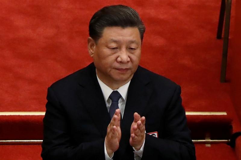 习近平对党外人士喊话:任何国家都不能阻挡中国!