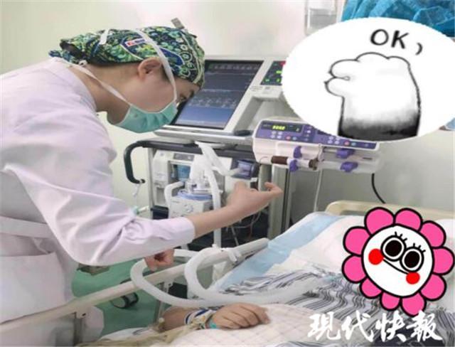 """女子车祸醒来一句话不说,护士一个动作让她""""开口"""""""