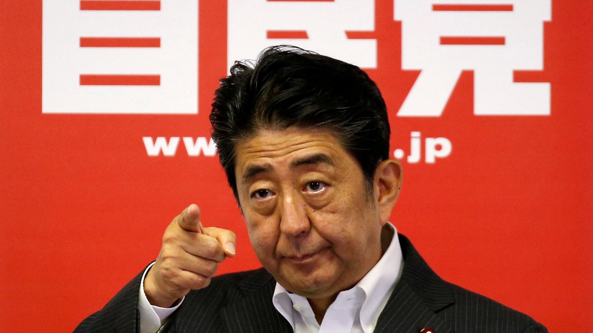 安倍独大时代终结,由他继任首相?