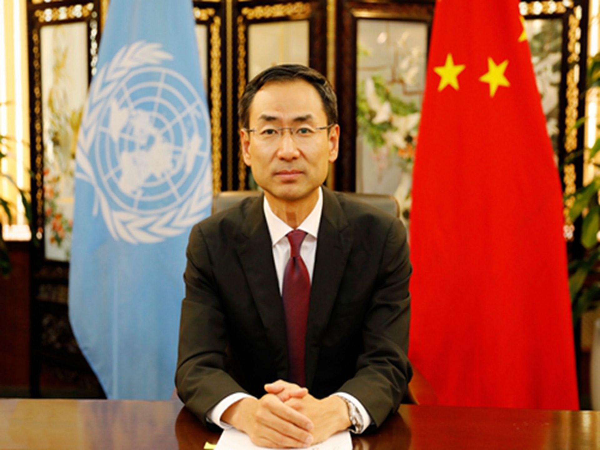 中美在联合国激烈交锋 耿爽怒斥美国