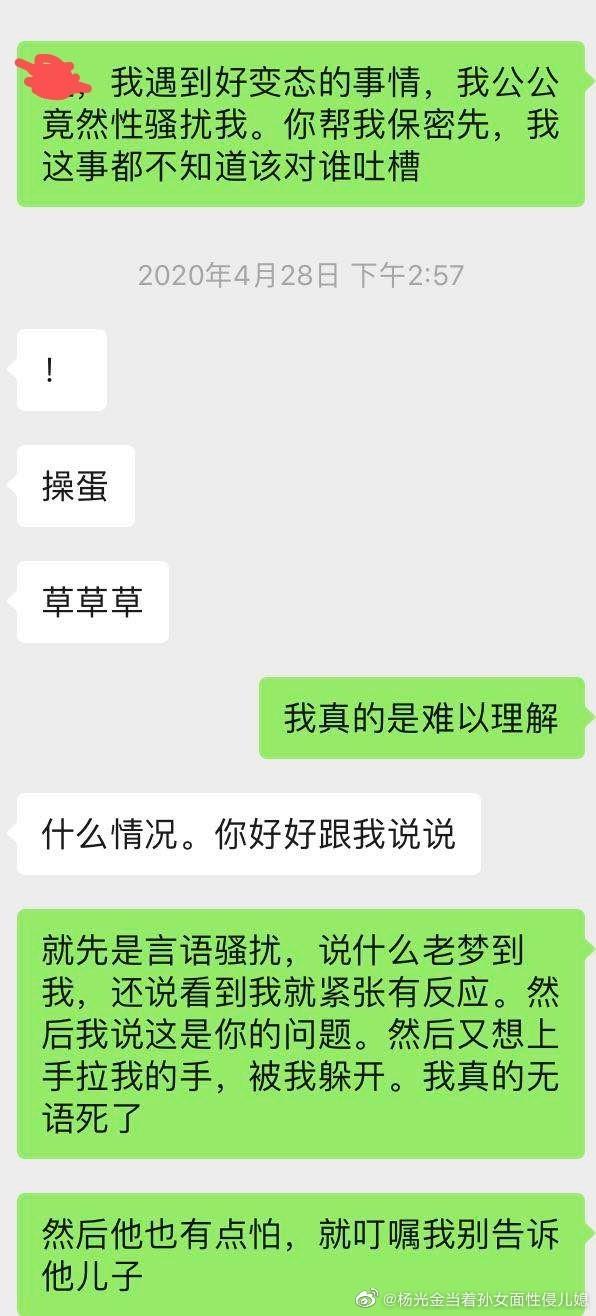 山东淄博一家公司董事长当孙女面性侵儿媳事件