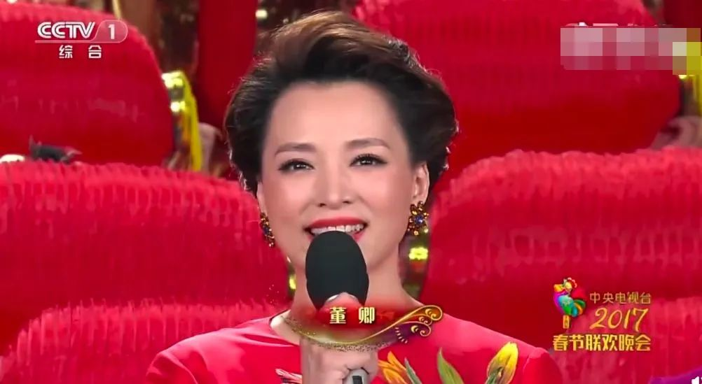 董卿回归央视稳站C位!富豪老公身价60亿