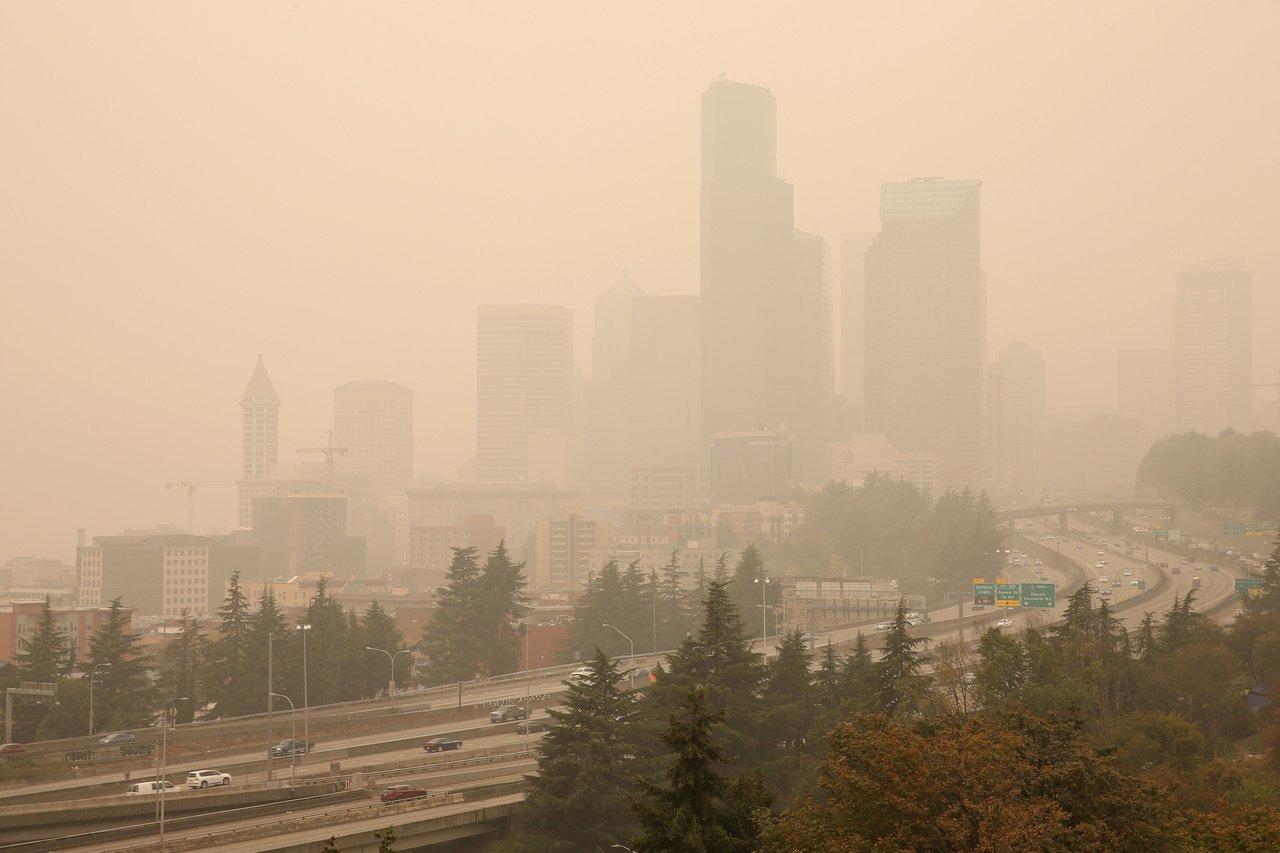 加州野火肆虐 川普:我早就劝他们扫落叶 不听…
