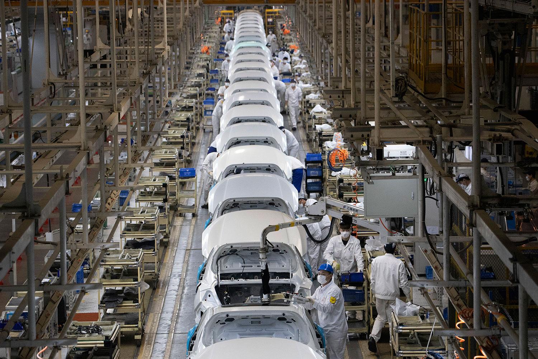 日本产业链撤离中国:1700家在华日企申请搬迁补贴