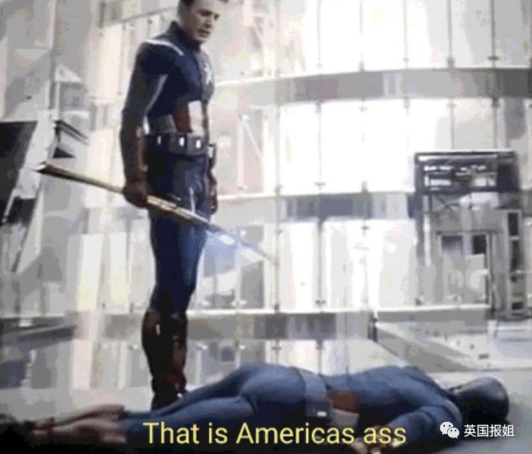 """""""美国队长""""裸照泄露全网陷疯狂,"""