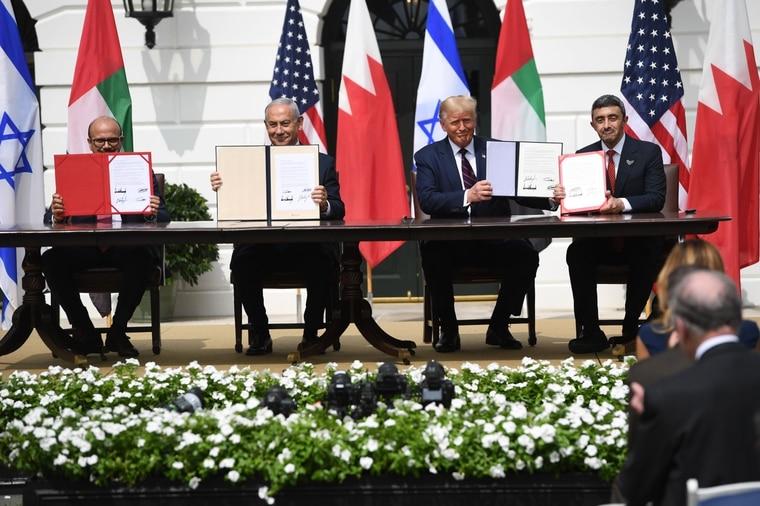 中东大和解 川普:5-6个阿拉伯国家愿与以色列和解