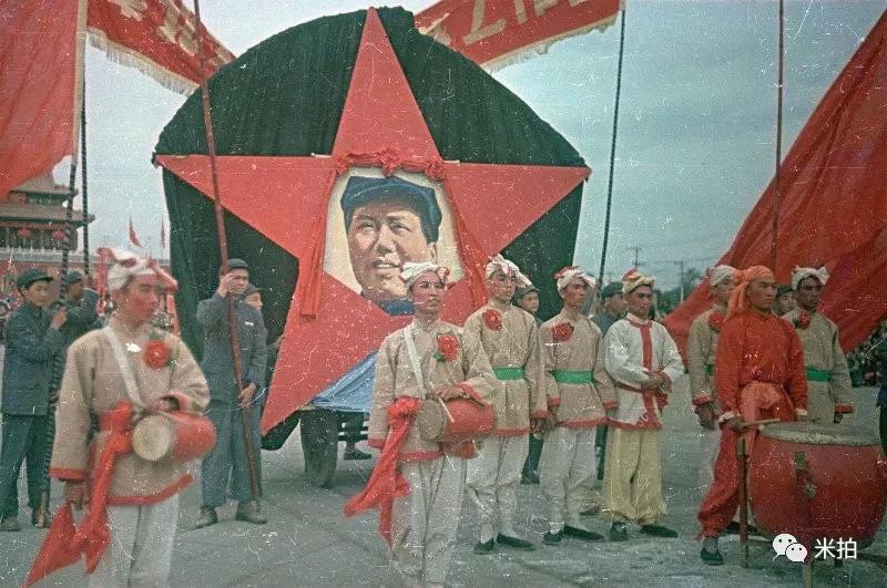 传奇摄影师,1000张罕见照片,记录70年前的中国
