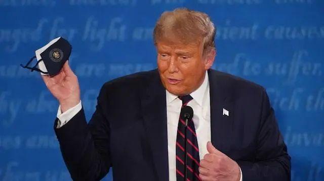 陆媒:特朗普这一病,三个好处显而易见