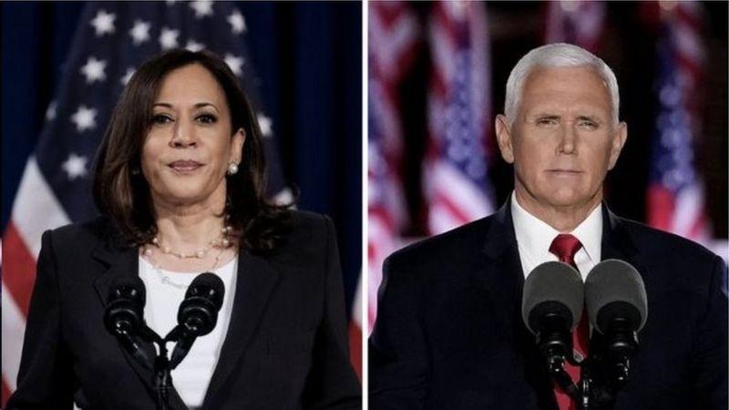直播:美国史上最重要一次副总统辩论即将开场