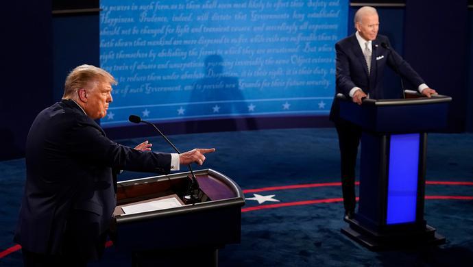 特朗普将参加10月15日的总统辩论?拜登也回应了!