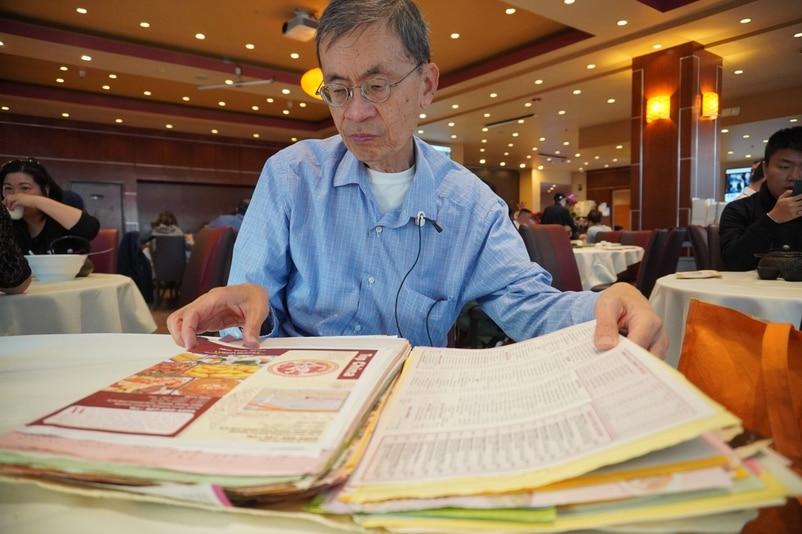 他花40年吃遍了全美国的中餐馆 如今痛心不已