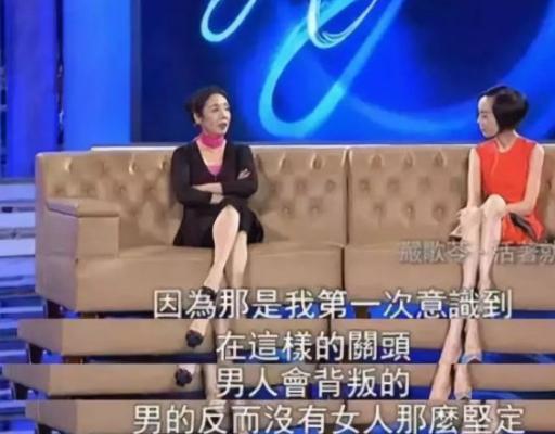 她是成就张艺谋冯小刚的女人 历经背叛自杀离婚