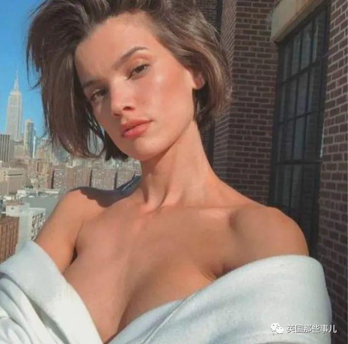 纽约模特失踪!1年后在巴西贫民窟发现了赤裸上身的她