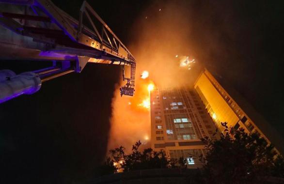 韩国一 33 层大楼着火如何实现零死亡?