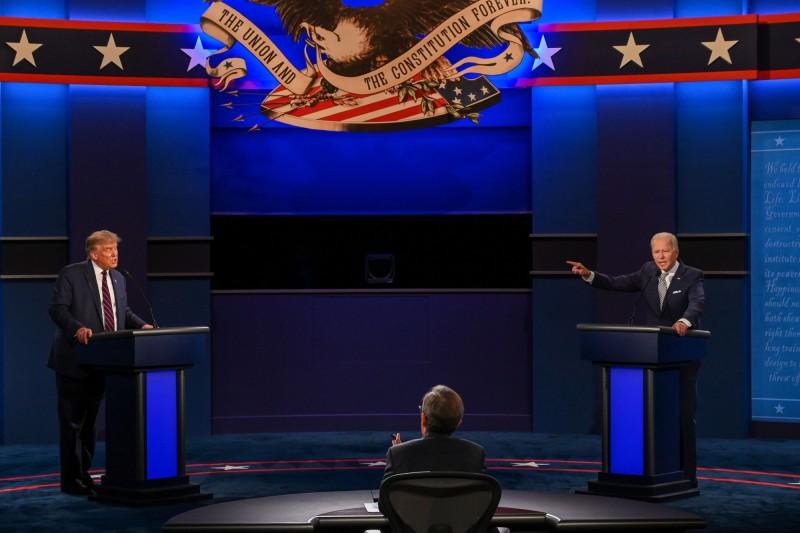 第五纵队?美媒曝总统辩论委员会与中共关系密切