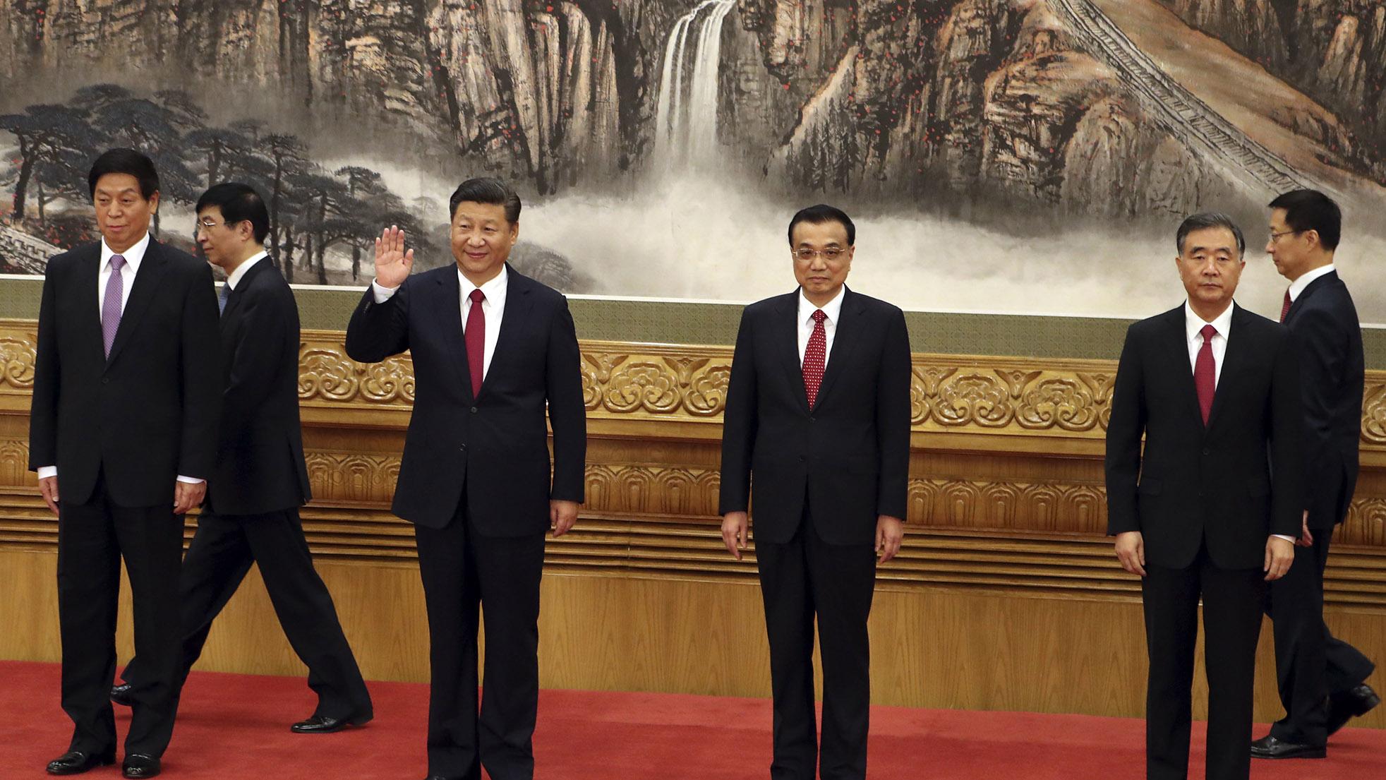 王沪宁最有可能在二十大上出任党中央副主席