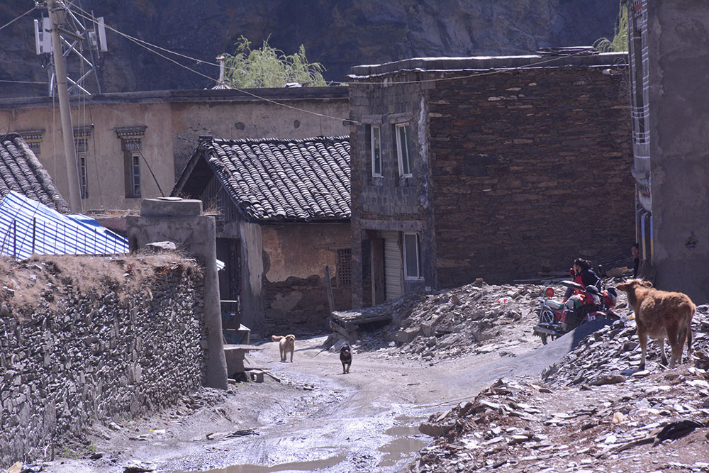 """四川藏区""""走婚大峡谷""""即将消失:部分被电站淹没"""