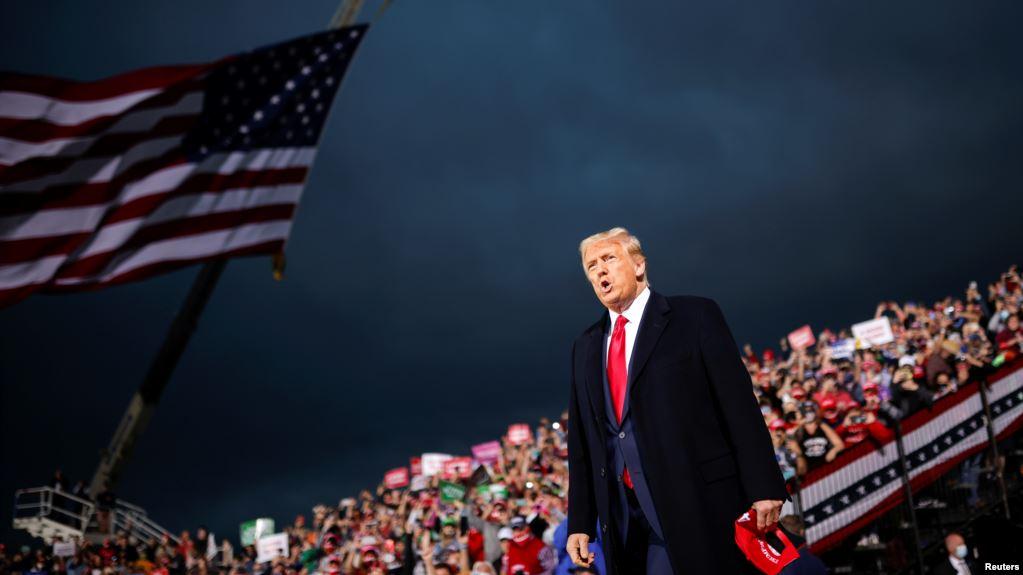200年权力和平交接的美式民主奇迹  将终于2020?