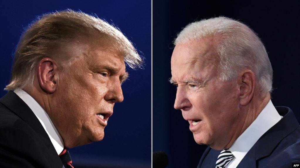 第二场总统辩论改为这种形式 川普拜登两地登场看点多