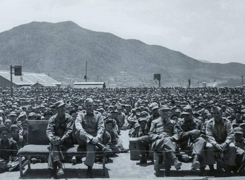 中国学者国际会议发言:韩战被俘者一半是国民党