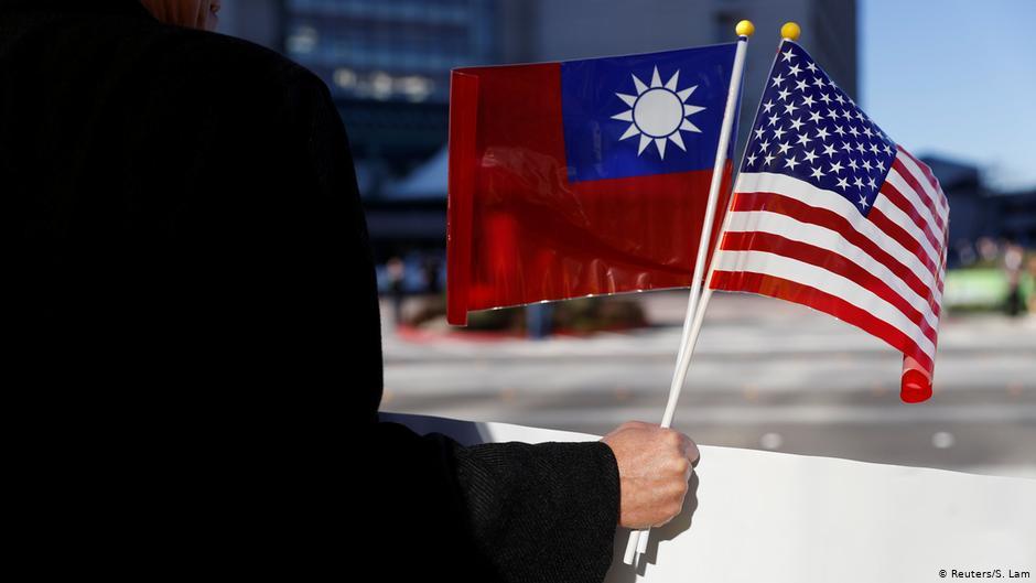 美国民调:多数民众支持防卫台湾