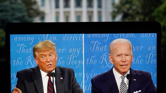 罕见!美国总统候选人第二场辩论取消