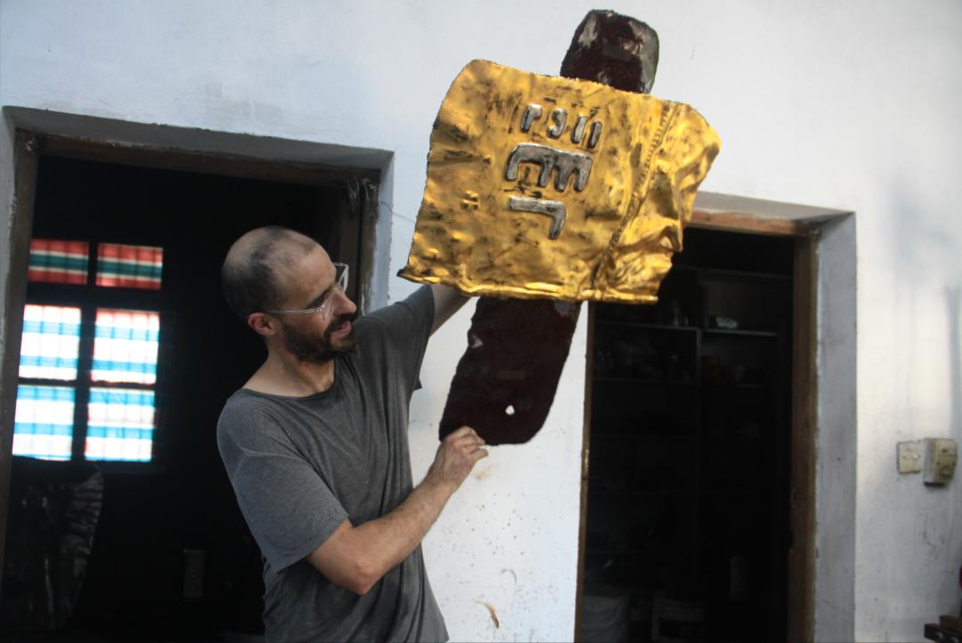 一个法国富三代,在重庆深山做漆13年