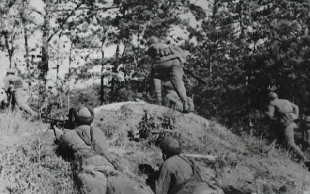 志愿军奇耻大辱:180师失去1次机会 被俘5000人