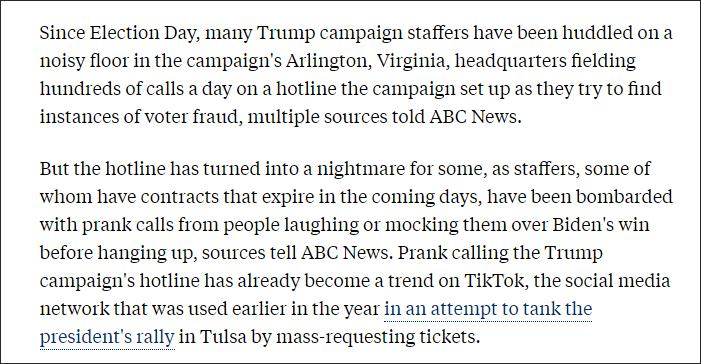 """""""翻盘""""证据,特朗普团队越找越崩溃"""