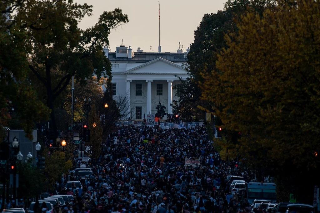 """总统过渡期:这个没存在感的小衙门 触发""""最危险时刻""""?"""