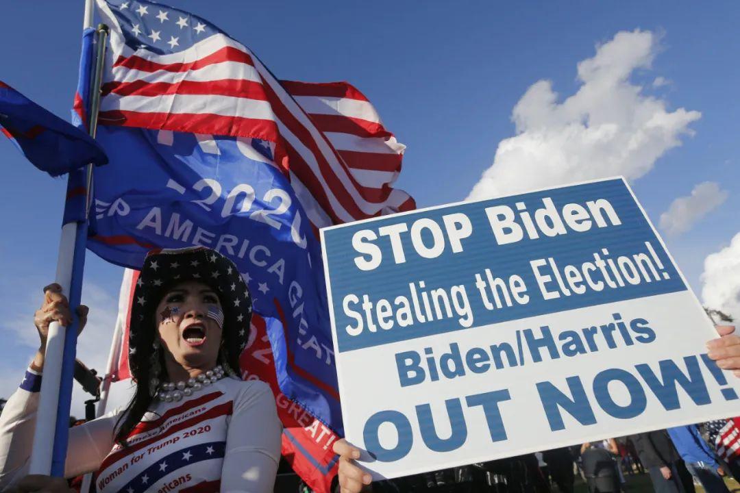 """可怕的不是拜登""""当选"""" 而是主流媒体正在摧毁言论自由和民主"""