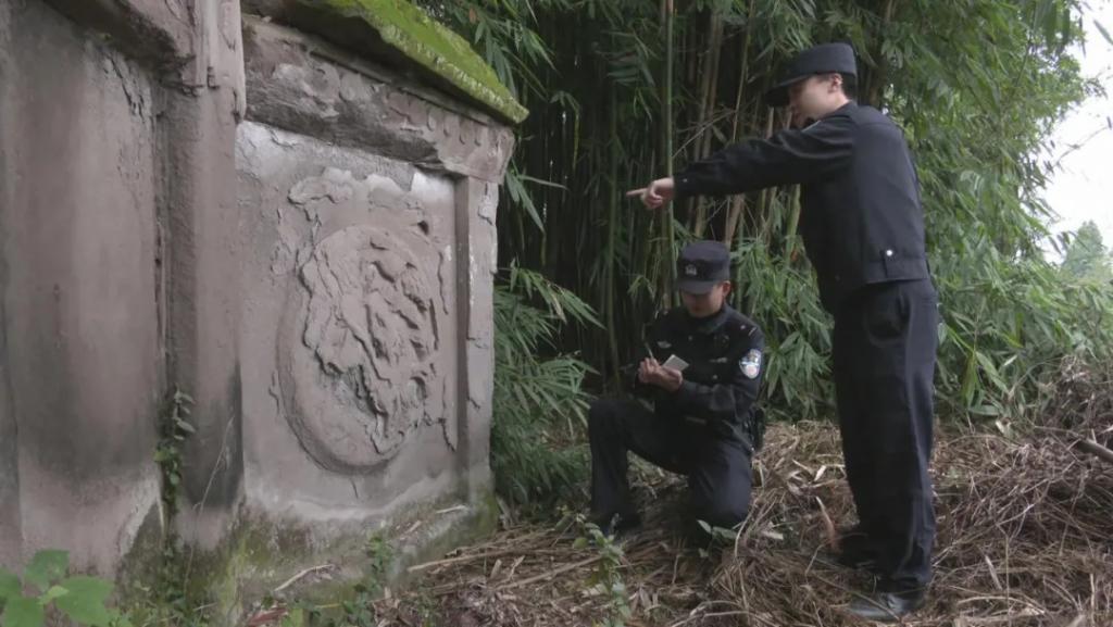 """8人因看剧""""组团盗墓""""连挖两座古墓,结果…"""