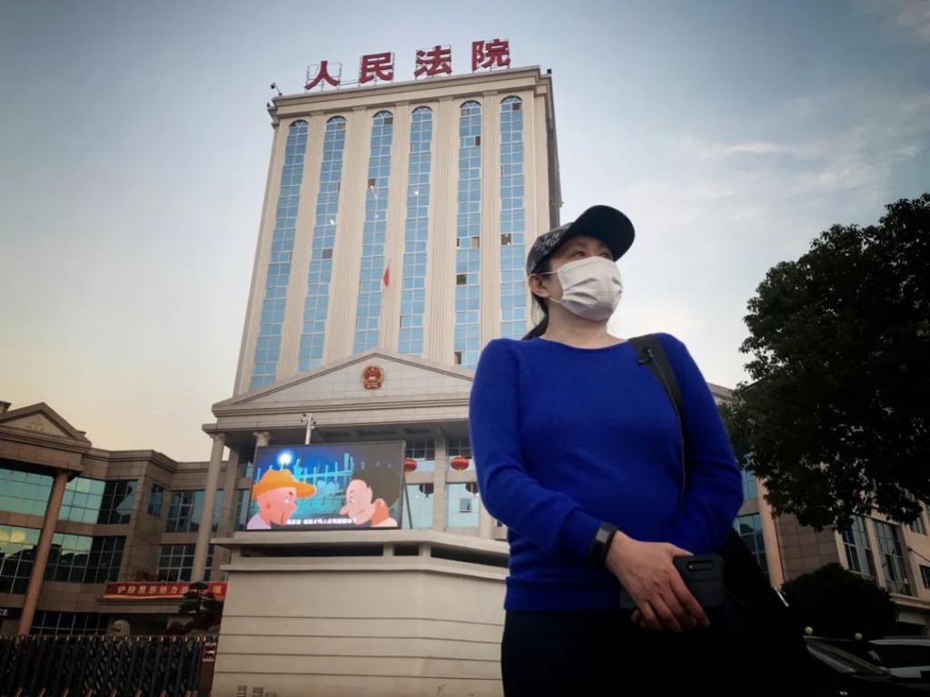 """争议中的""""江歌妈妈"""":不明白为什么网民恶意那么大"""